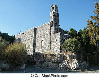 Galilee Chapel of the Primacy - Church of the Primacy of...
