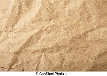 crushed grunge paper background
