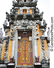 Baliness Door - Traditional Baliness style of door's...