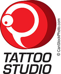A logotype for tattoo studio