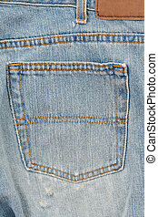 Blue Jeans Tag