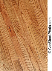 Wood Plank Floor - Hardwood floor in a house