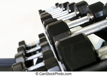 Exercise Equipment  - Work out room