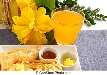 Breakfast Orange Juice