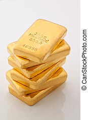 investment in real gold than gold bullion and goldm