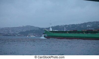cargo ship 2 HD 1080p