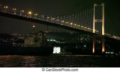 cargo ship HD 1080p