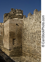 Recinto Amurallado, Muralla de Tala - La muralla de Talavera...