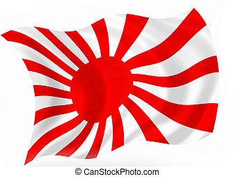 sunny flag