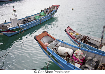 fishing vessel - tradition fishing vessel in the fishing...