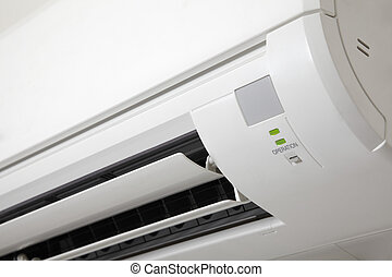 Air conditioner - Air conditioning unit