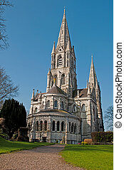 Saint Fin Barre's Cathedral - Saint Fin Barre's cathedral in...