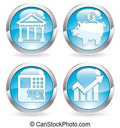 Set Business Buttons