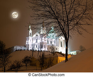 Piously-Uspensky church, Vitebsk, Belarus