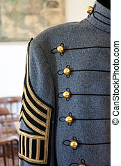 1859 US Army uniform - United States Army uniform from 1859...