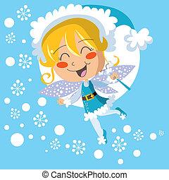 Winter Fairy Magic