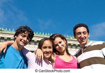 High School Friends