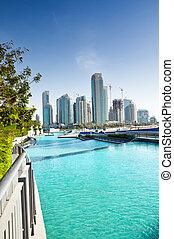 Dubai City, UAE - 23 FEB 2012
