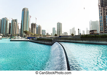 Dubai City, UAE - 23 FEB 2012