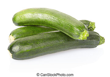 Zucchini or courgettes