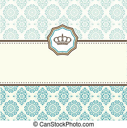 card baroque - card baroque