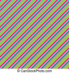 Pink Lime Blue Diag. Stripe Paper - diagonal Stripe Paper or...