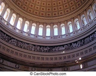 Washington Capitol dome 2004