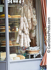 Delicatessen shop
