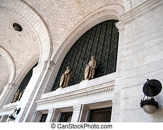 Washington Union Station 2010 - The Union Station in...