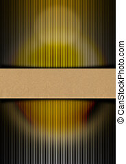 Brown Cover Template - Black and brown business background...