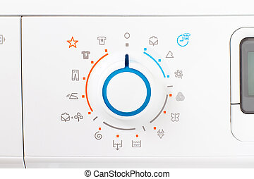 Washing Machine Dial