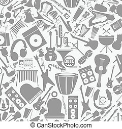 Musical background7 - Background from musical instruments A...