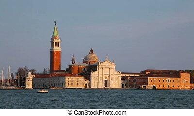 Venice, Italy - San Giorgio Maggiore Island, Venice, Italy