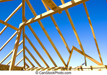 Roof construction.