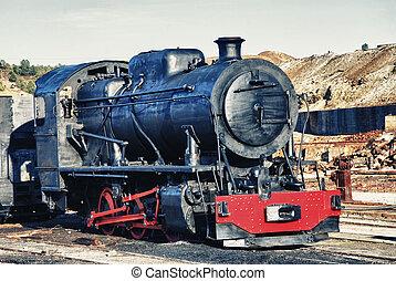 The Rio Tinto Railway