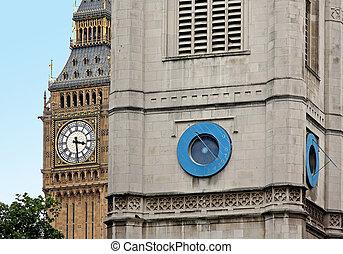 Big Ben architecture