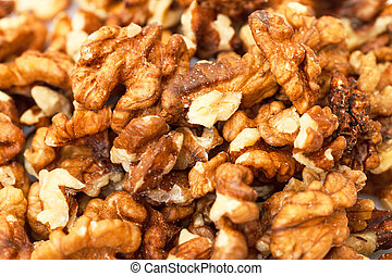 Heap Purified Walnuts