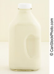 half gallon milk bottle - Delicious, nutritious and fresh...