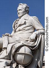 Monument of Alexander von Humboldt