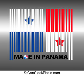 Made in Panama. - Barcode Panama.