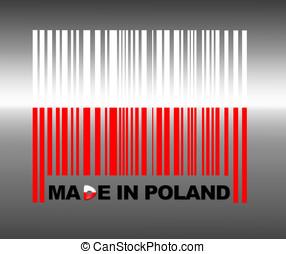 Made in Poland. - Barcode Poland.