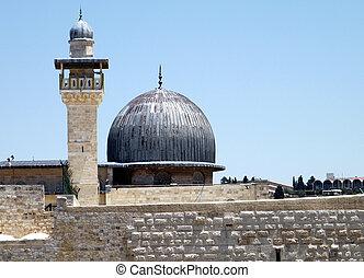al-aqsa, jerusalén, mezquita,  2010