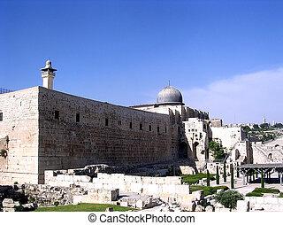 al-aqsa, jerusalén, mezquita,  2005