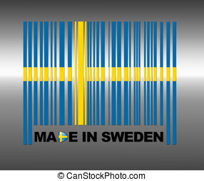 Made in Sweden. - Barcode Sweden.