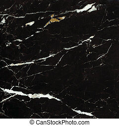 Black Marble - Black marble background with streaks of...