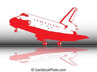 Spacecraft - Space shuttle