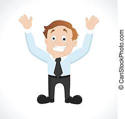 Happy Cartoon Manager