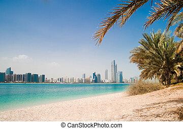 gulf coast in Dubai - Photo metropolis on the gulf coast in...