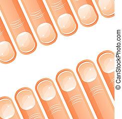 Vector fingers