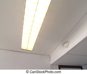turn off light ceiling - turn off fluorescent lights hanging...